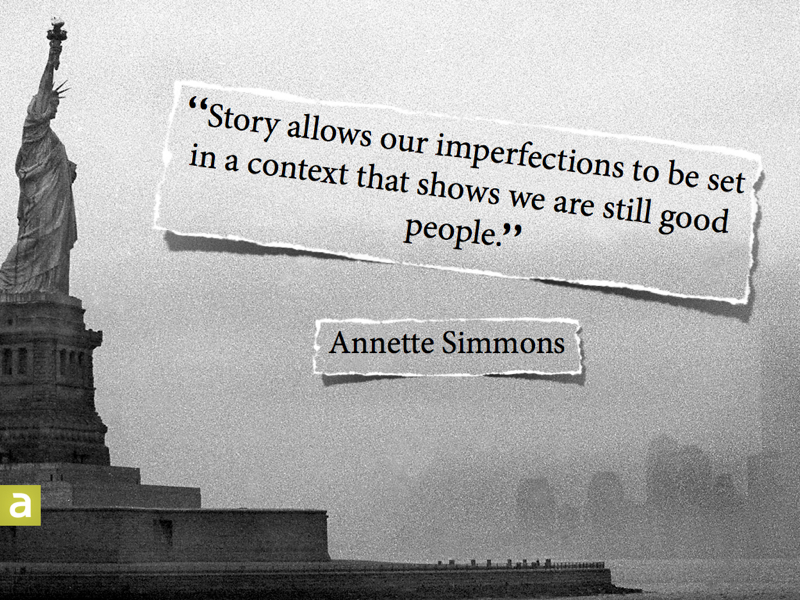 Anecdote's Story Quote Of The Week Week 60 Mesmerizing Quotes About Stories