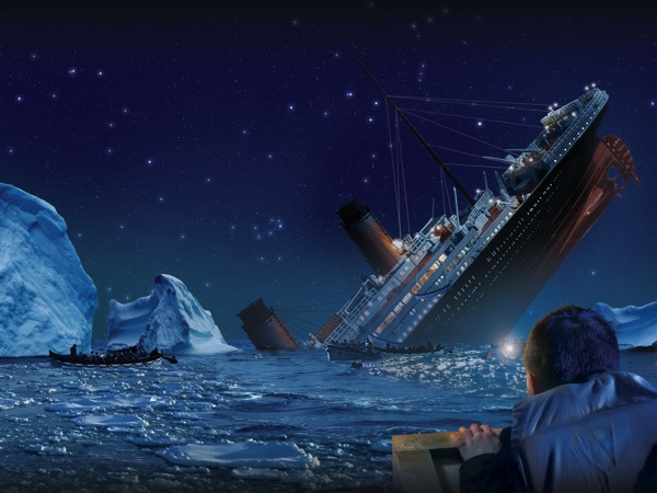 Don't send your strategic story to sea on the Titanic