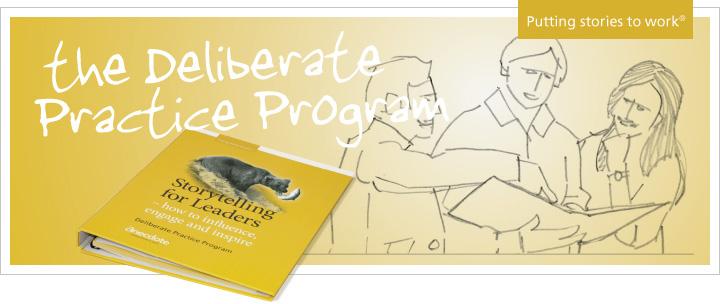 the Deliberat Practice Program