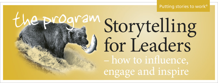 Story Telling for Leaders