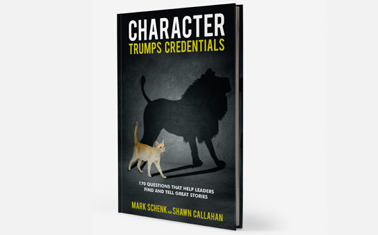 Anecdote eBook: Character Trumps Credentials