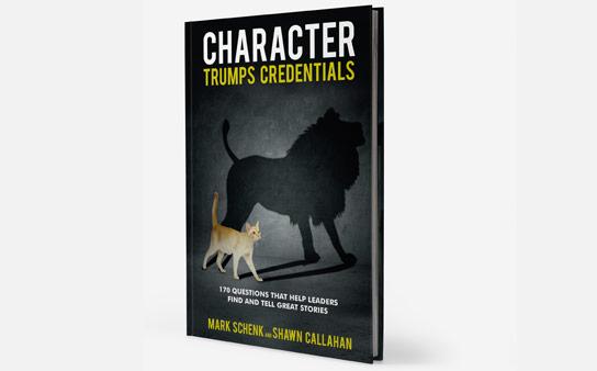 Anecdote eBook: Character Trumps Credentials