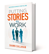 Putting Stories to Work hardcover book