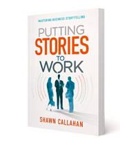 Putting Stories to Work paperback