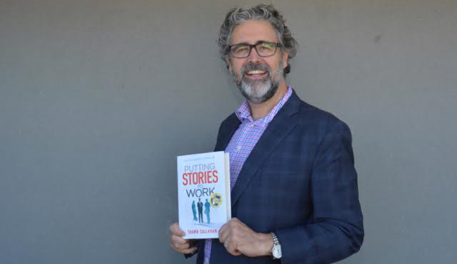 Putting stories to work wins Axiom award