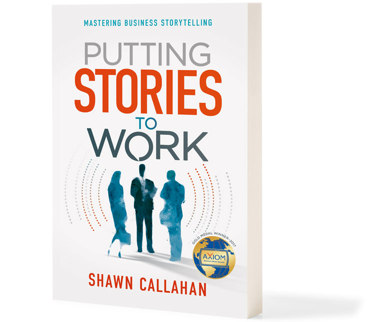 Putting Stories to Work book image