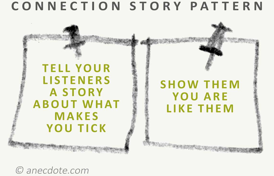 Connection story pattern