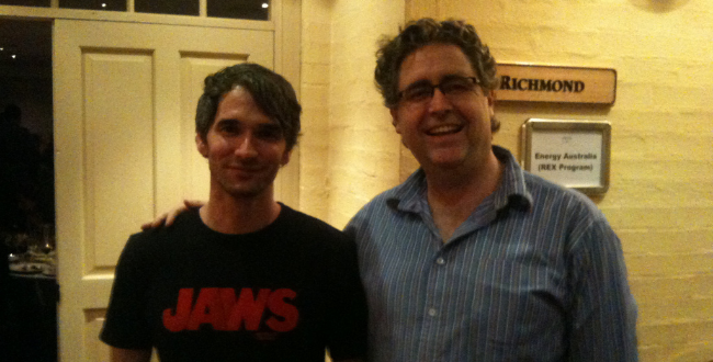 Shawn and Todd Sampson